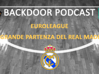 Eurolega Real Madrid
