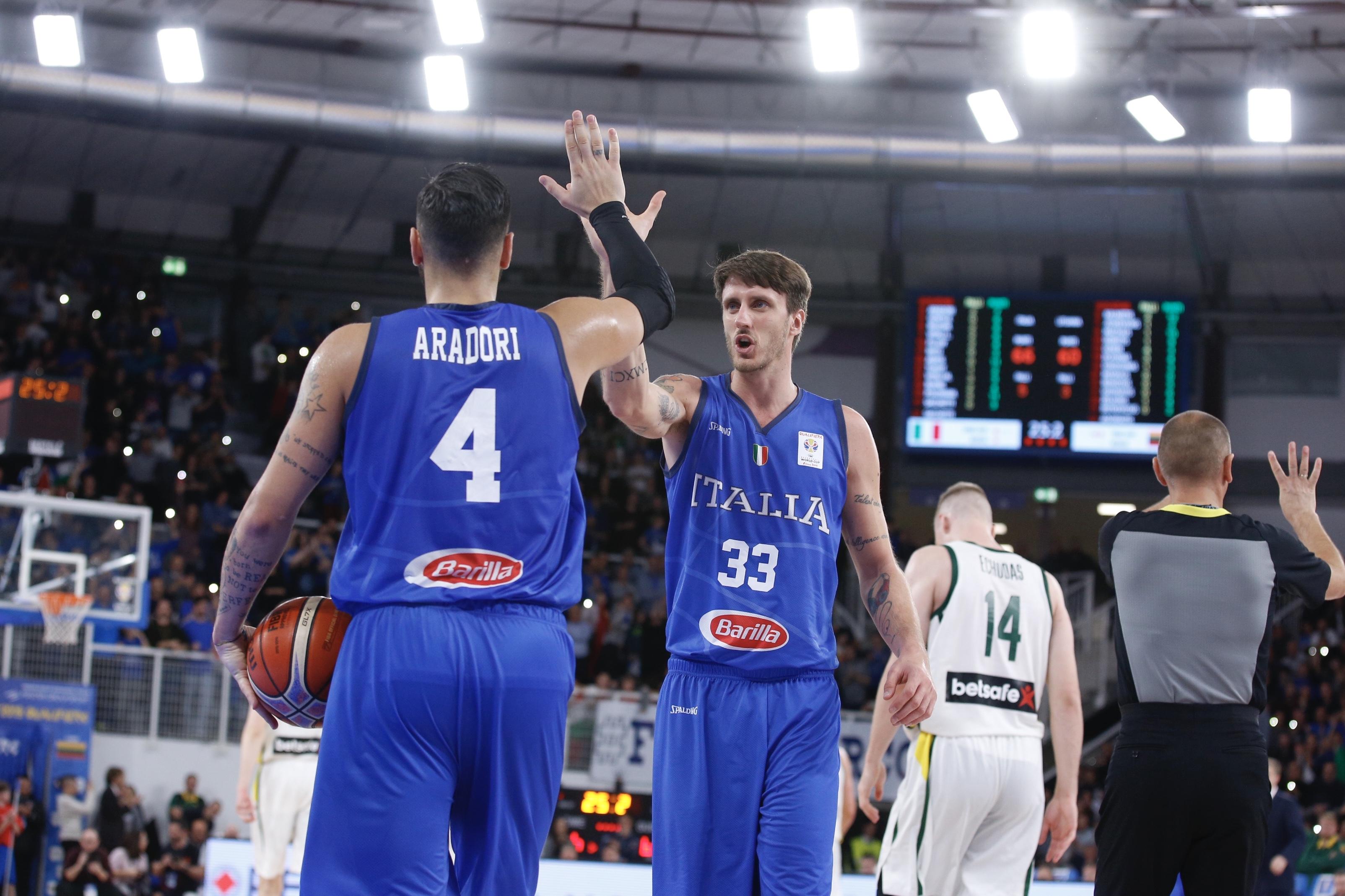 Italia Lituania
