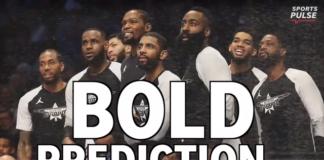 Bold prediction