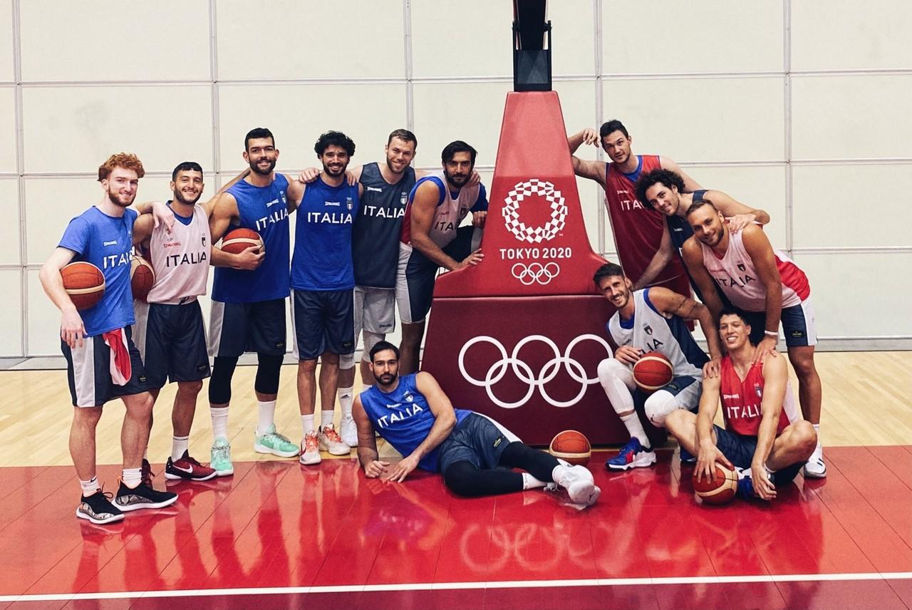 Olimpiadi Tokyo 2020 Basket Uomini Calendario Orari E Dirette Tv